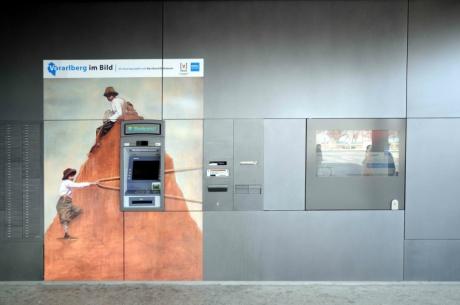 """""""Vorarlberg im Bild"""" - Ein Kunstprojekt von Vpack und der Hypo Landesbank Vorarlberg"""