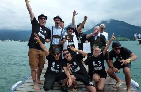 Rondo Lehrlinge gewinnen Formel Wellpappe