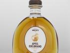 """Sieger Kategorie """"Digital"""": Etikett für Amstutz """"Apfel Edelbrand"""""""