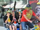"""Gate2Africa - die WM wurde in Bregenz mit einem Brückenschlag der """"besonderen art"""" eröffnet!"""