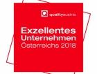 """CARINI Etiketten ist """"Exzellentes Unternehmen Österreichs 2018"""""""