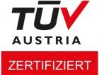 TÜV Logo Iso-Zertifizierung